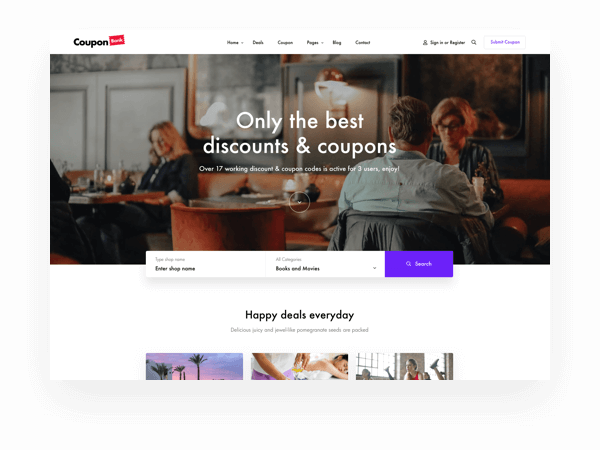 Discount library